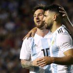 اجويرو يقود هجوم الأرجنتين ضد ايسلندا