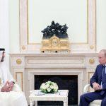 روسيا والإمارات توقعان اتفاق شراكة يهدف إلى استقرار أسواق النفط
