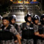 فيديو| الأمن الأردني يعلن انتهاء الاحتجاجات