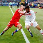 روسيا تتعادل 1-1 مع تركيا في مباراتها الودية الأخيرة قبل كأس العالم