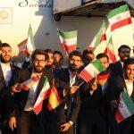 إيران أول منتخب يصل إلى روسيا للمشاركة في كأس العالم