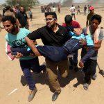 استشهاد ثلاثة فلسطينيين برصاص الاحتلال على حدود قطاع غزة