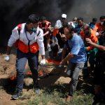 إصابة 386 فلسطينياً برصاص الاحتلال وقنابل الغاز شرق قطاع غزة