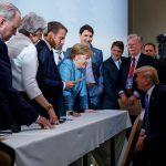 باريس تنتقد ترامب بعد انسحابه من قمة السبع