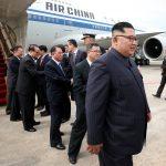 زعيم كوريا الشمالية يلتقي برئيس وزراء سنغافورة