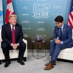 ترامب يتوعد ترودو بأن كندا ستدفع ثمن تصريحاته