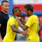 نيمار يحرز هدفا مذهلا في فوز البرازيل 3-صفر على النمسا