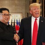 ترامب: أمريكا تربطها علاقة طيبة بكوريا الشمالية