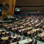 الأمم المتحدة تصوّت على حق الشعب الفلسطيني في تقرير مصيره