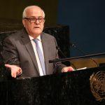 السفير منصور: إسرائيل ضاعفت الاستيطان منذ 2016