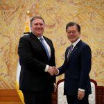 بومبيو: عقوبات كوريا الشمالية ستستمر حتى نزع الأسلحة النووية بالكامل