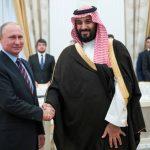 الكرملين: بوتين سيلتقي مع ولي العهد ووزير الطاقة السعوديين اليوم