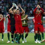 رونالدو يسجل ثلاثية للبرتغال في التعادل 3-3 مع إسبانيا