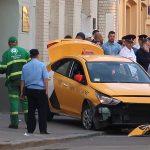 انترفاكس: سائق السيارة الأجرة التي صدمت حشدا في موسكو نام أثناء القيادة