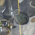 صور| زلزال قوي يضرب غرب اليابان