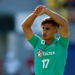 أرزاني أصغر لاعب في كأس العالم يملك طموحات كبيرة