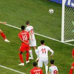 غضب إنجليزي من عدم تدخل حكم الفيديو في مباراة تونس
