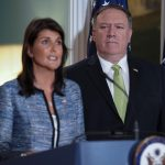 أمريكا تنسحب من مجلس حقوق الإنسان انحيازا لإسرائيل