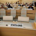 مجلس حقوق الإنسان يأسف لانسحاب الولايات المتحدة بسبب إسرائيل