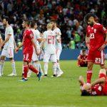 إسبانيا تفوز بصعوبة على إيران وكوستا يسجل هدفه الثالث