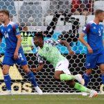 نيجيريا تحقق فوزها الأول في مونديال روسيا على حساب أيسلندا