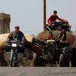 الأمم المتحدة: 45 ألفا فروا من القتال في جنوب غرب سوريا باتجاه الأردن
