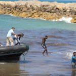 خفر السواحل الليبي ينتشل قرابة ألف مهاجر في يوم واحد