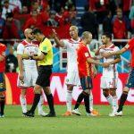 مدرب روسيا محبط لدخول كل أهداف مباراة أوروجواي من كرات ثابتة