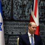 الأمير وليام يزور القدس ويلتقي مع نتنياهو