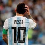 الأرجنتين معجبة برغبة ميسي في التخلص من صداع الفوز بلقب دولي