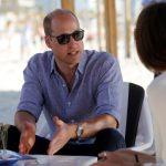 الأمير وليام للفلسطينيين: لم تذهبوا طي النسيان