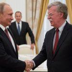 الخارجية الروسية: لافروف وبولتون ناقشا الوضع في سوريا وأوكرانيا