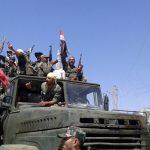 الجيش السوري يكثف هجومه في درعا