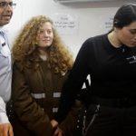 الاحتلال يرفض طلب الأسيرة عهد التميمي بإلافراج المبكر