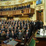 توافد النواب على البرلمان المصري قبل «اليمين الدستورية» للرئيس السيسي