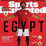 محمد صلاح على غلاف أشهر مجلة رياضية في أمريكا