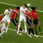 منتخب مصر جاهز لمواجهة روسيا وصلاح يصر على المشاركة