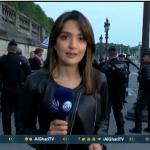 فيديو| تظاهرة حاشدة في باريس احتجاجا على زيارة نتنياهو
