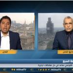 فيديو| صحفي: الأوروبيون ليس لديهم آلية لحماية شركاتهم في إيران