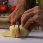 فيديو  طريقة مميزة لعمل طاجن دجاج بالجبن