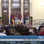 فيديو| ميركل والحريري يتفقان على ضرورة الاستقرار في سوريا لحل أزمة اللاجئين