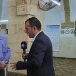 فيديو  القزازين.. أقدم مساجد الخليل المحاط بالمستوطنات الإسرائيلية