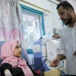 فيديو| أمير وصفاء.. قصة حب فلسطينية بدأت بالمرض وانتهت بالزواج