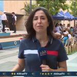 فيديو| أطفال من متحدي الإعاقة يحيون حفلا للاحتفال بعيد الفطر في بيروت