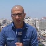 فيديو| مراسل الغد: استشهاد فلسطيني برصاص الاحتلال بزعم محاولته اجتياز حدود غزة