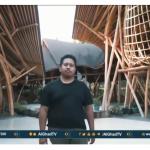 فيديو  مهندس إندونيسي يبتكر طرق بناء جديدة لمواجهة الزلازل