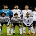 منتخب مصر يتدرب أمام جماهيره قبل التوجه إلى روسيا