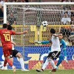 مصر من دون صلاح تخسر أمام بلجيكا بثلاثية