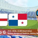 إنجلترا تسعي لحسم التأهل لثمن النهائي الأحد على حساب بنما