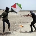 الاحتلال يستهدف مطلقي الطائرات الورقية بصاروخين وسط قطاع غزة دون وقوع إصابات